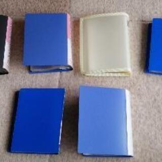 年賀状・ポストカードファイル 60ポケット 7個