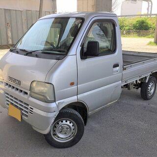 【コミコミ価格】軽トラック H13年 キャリィT 車検令和3年7...