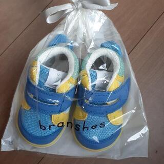 新品 ラッピング済 12cm イフミー×ブランシェスコラボ 靴