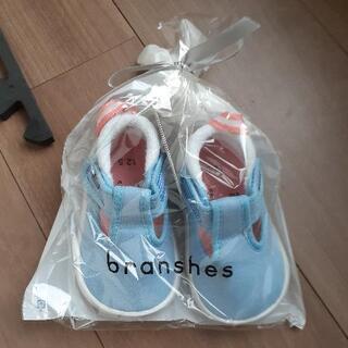 新品 ラッピング済 ブランシェス×イフミーコラボ 靴 12,5cm