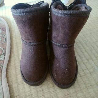 16cmの女の子ブーツ