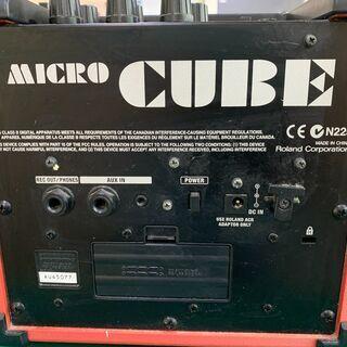 ローランドMICRO CUBE  - 楽器