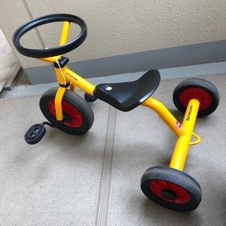 ボーネルンド ウィンザー社製 三輪車