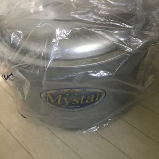 新品 業務用アルミ鍋 30cm