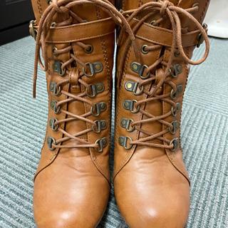 【状態良し🙆♀️🙆♀️季節外だから格安‼️🉐】ブーツ 靴 Lサイズ