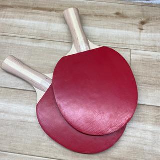 卓球ラケット 2つセット