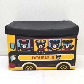 ミキハウス 収納ボックス ストレージボックス  おもちゃ箱 (0...
