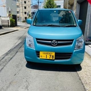【ネット決済・配送可】平成24年マッダAZ WAGON 走行距離...