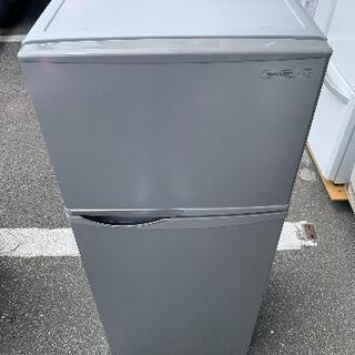 冷蔵庫 シャープ SJ-H12W 2014年製 118L【3ヶ月...
