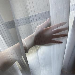 ニトリ レースカーテン