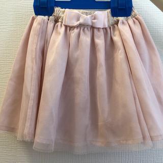 女の子 スカート サイズ95