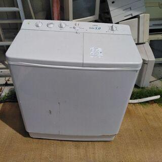 東芝 二層式洗濯機(中古)(ご予約済み)