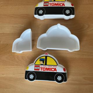 ランチボックス トミカ パトカー お弁当箱 2つセット