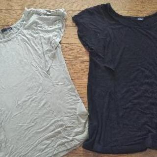 【ネット決済】レディース Tシャツ2着