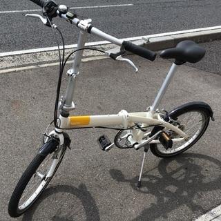 Tern ターン 折りたたみ 整備済み中古自転車