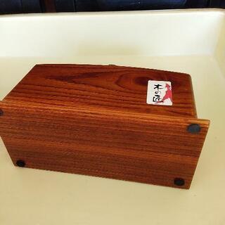 木製ペン立て