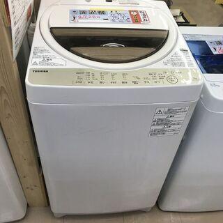 【引取限定】東芝 7kg洗濯機 AW-7G5 中古【うるま市田場】