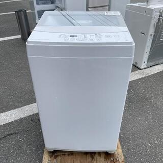 全自動洗濯機 ニトリ NTR60 2019年製 6kg【3ヶ月保...