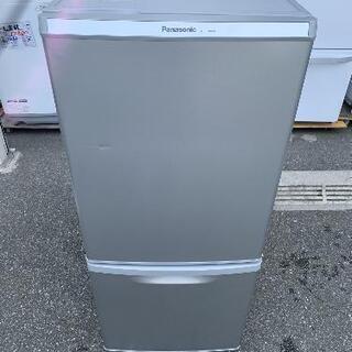 冷蔵庫 パナソニック NR-B146W 2014年製 138L【...