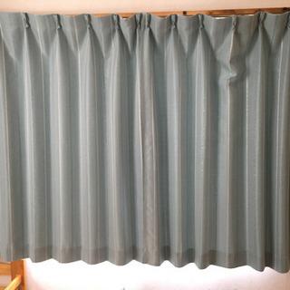爽やか水色 遮光カーテン お譲りします。