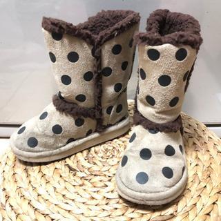 ★ 子供 靴 ブーツ 17cm ★