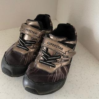 男の子 靴 シューズ 運動靴 18.5cm