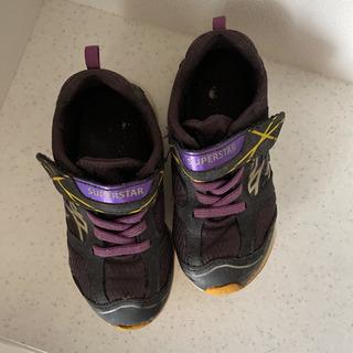 男の子 運動靴 スニーカー  17.5cm