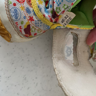 子供用 靴 シューズ アンパンマン 14cm