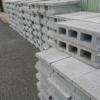 📢 コンクリートブロック 😉👍✨