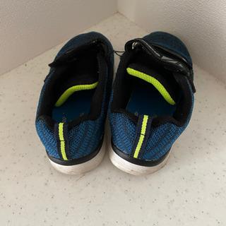 男の子 靴 スニーカー  14cm