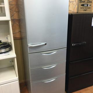 冷蔵庫 2013年製 AQUA 355L