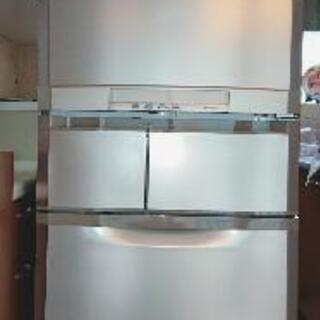 三菱電機 ノンフロン冷凍冷蔵庫 420L 2010年製
