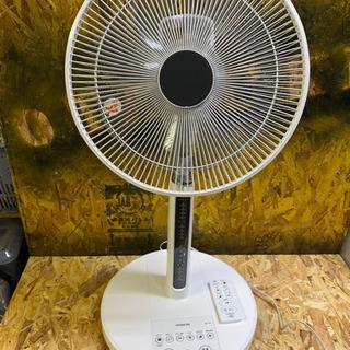 格安 扇風機 ⑤  リモコン付