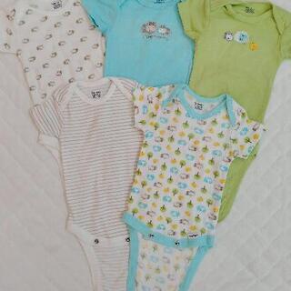 男の子 肌着(新生児~3ヵ月頃)