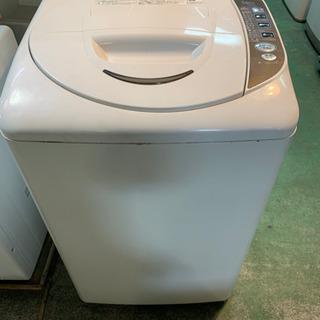 サンヨー 5キロ 全自動洗濯機 ステンレス槽 2009年製