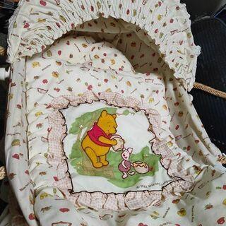 赤ちゃんクーファン 籠