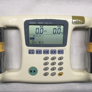 OMRON オムロン 体脂肪計 HBF-300