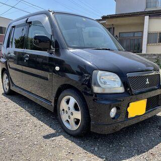 【ネット決済】三菱 トッポ BJ 2WD H13年 車検R4年9...