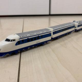 【ネット決済】プラレールアドバンス 新幹線0系 お値下げ