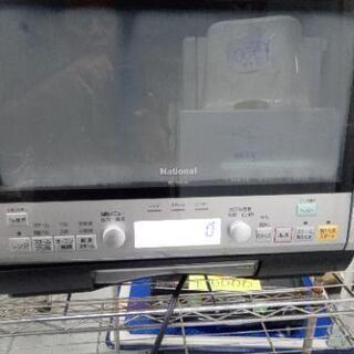 スチームオーブン電子レンジ別館倉庫浦添市安波茶2-8-6に置いてます