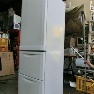 【ネット決済】D450 三菱 冷蔵庫 3ドア 306L  型番M...