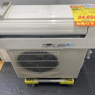 MITSUBISHI製★2016年製6畳用エアコン★3ヵ月間保証...