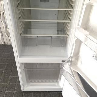 冷蔵庫 モリタ2ドア2010年製