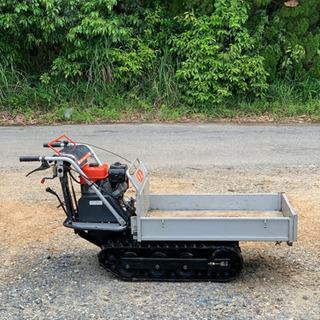 共立KIORITZミニクローラ運搬車 手動ダンプ KCG95A 作動品