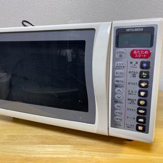 三菱の多機能電子レンジ オーブン もちろん使えます。