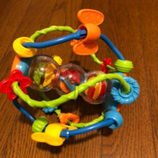 【ネット決済】赤ちゃんのおもちゃ