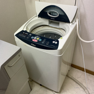 東芝 洗濯機差し上げます