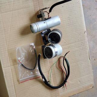 【ネット決済】オートゲージシフトランプ、タコメーター、電圧メーター