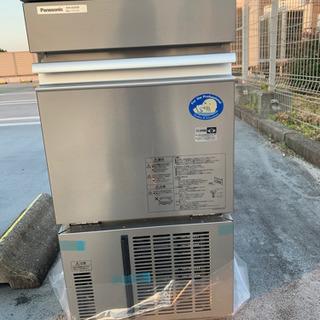 【ネット決済・配送可】キューブアイス製氷機 新品未使用 配送無料
