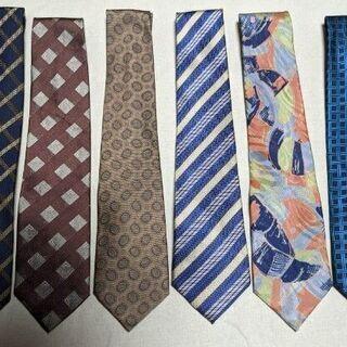 ネクタイ 6本セット  無料